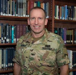 Colonel Dave Barnes's Profile Photo