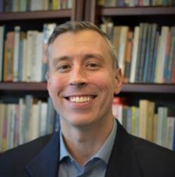 A photo of Dr. Jason O. Hoppe