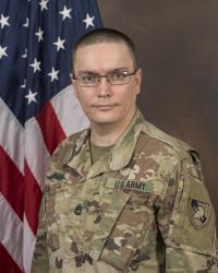 SFC Bowman Portrait