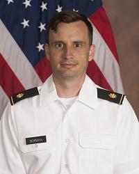 Major John Borman