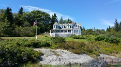 Tip Toe Mountain Rd. Vinalhaven ME 04863