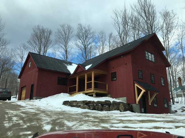 200 Upper Cross Road, Ludlow, VT 05149
