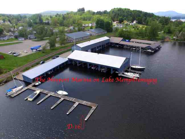 D 197 Farrants Point, Newport City, VT 05855