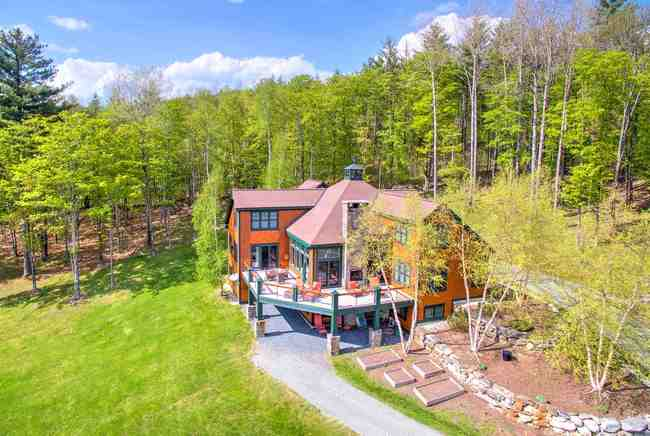 1018 Deerbrook Road (Sold/Closed) Woodstock VT 05091