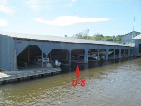 D-8 197 Farrants Point (Slip D-8), Newport, VT 05855