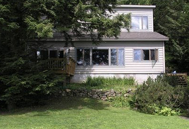 53 Raquette River Drive, Tupper Lake