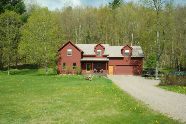 545 Little River Farm Rd, Stowe, VT 05672