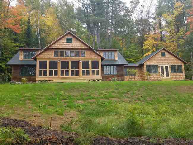60 Dallinger Road, Lovell, ME 04051