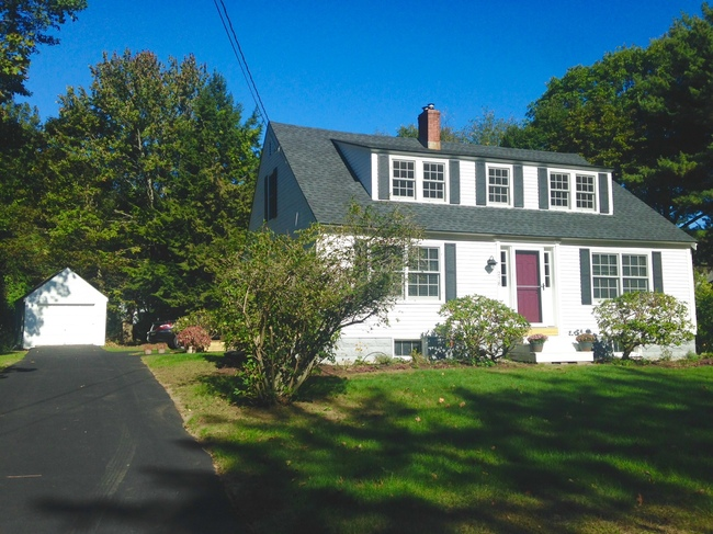 278 Foreside Road, Falmouth, ME 04105