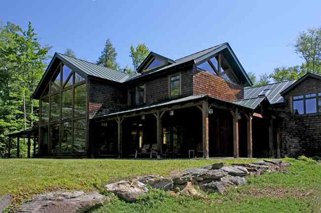 79 Country Ridge Road, Ludlow, VT 05149