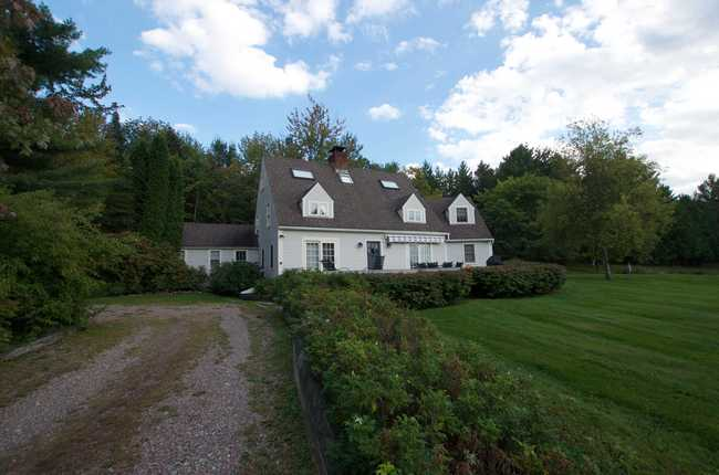 78 Taber Ridge Road, Stowe, VT 05672