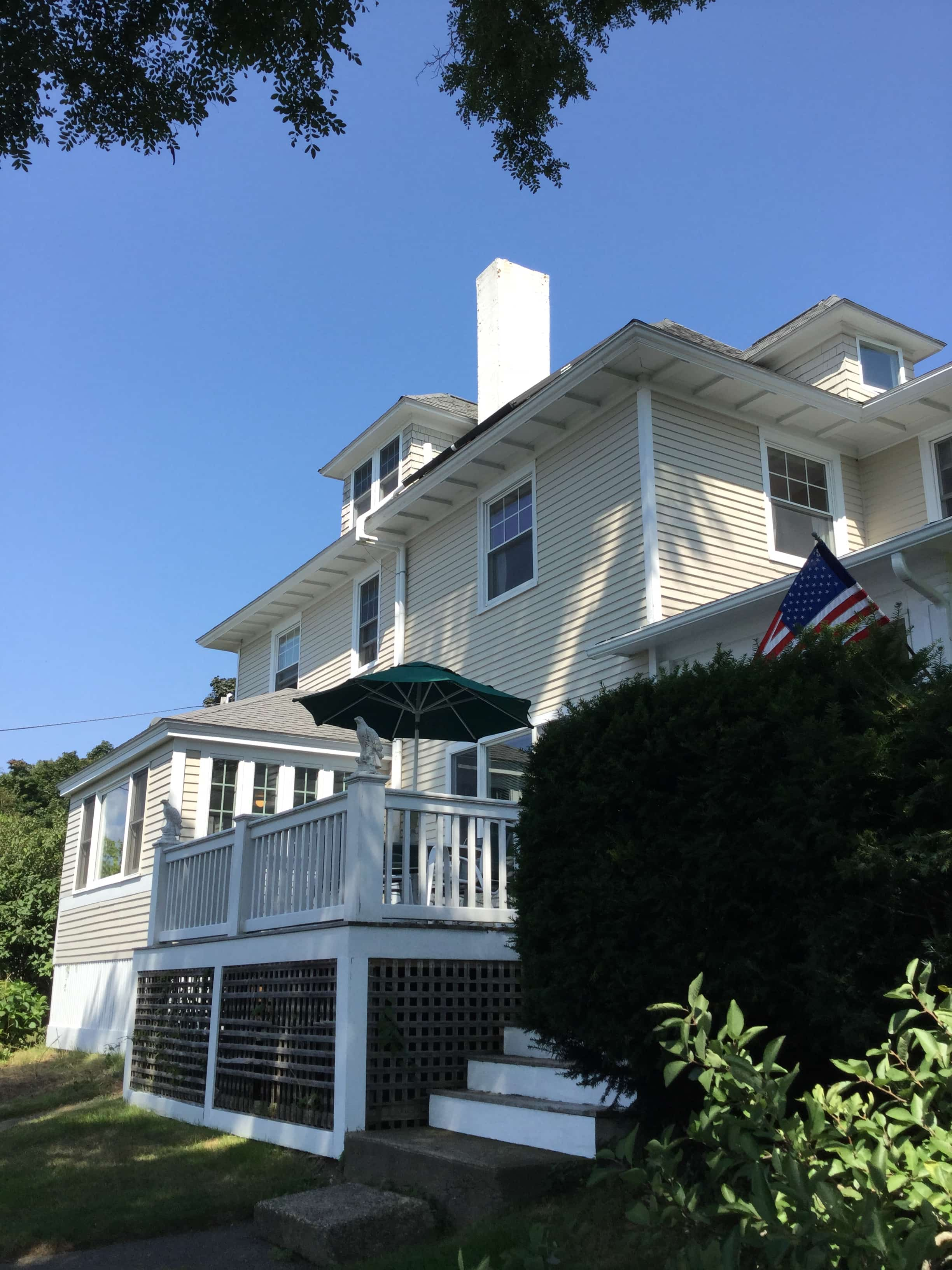 lakefront cottages vacation the of sale getaways lakes htm deck waterfront ponds vol from maine and for homes pano views photos pondfront scenic