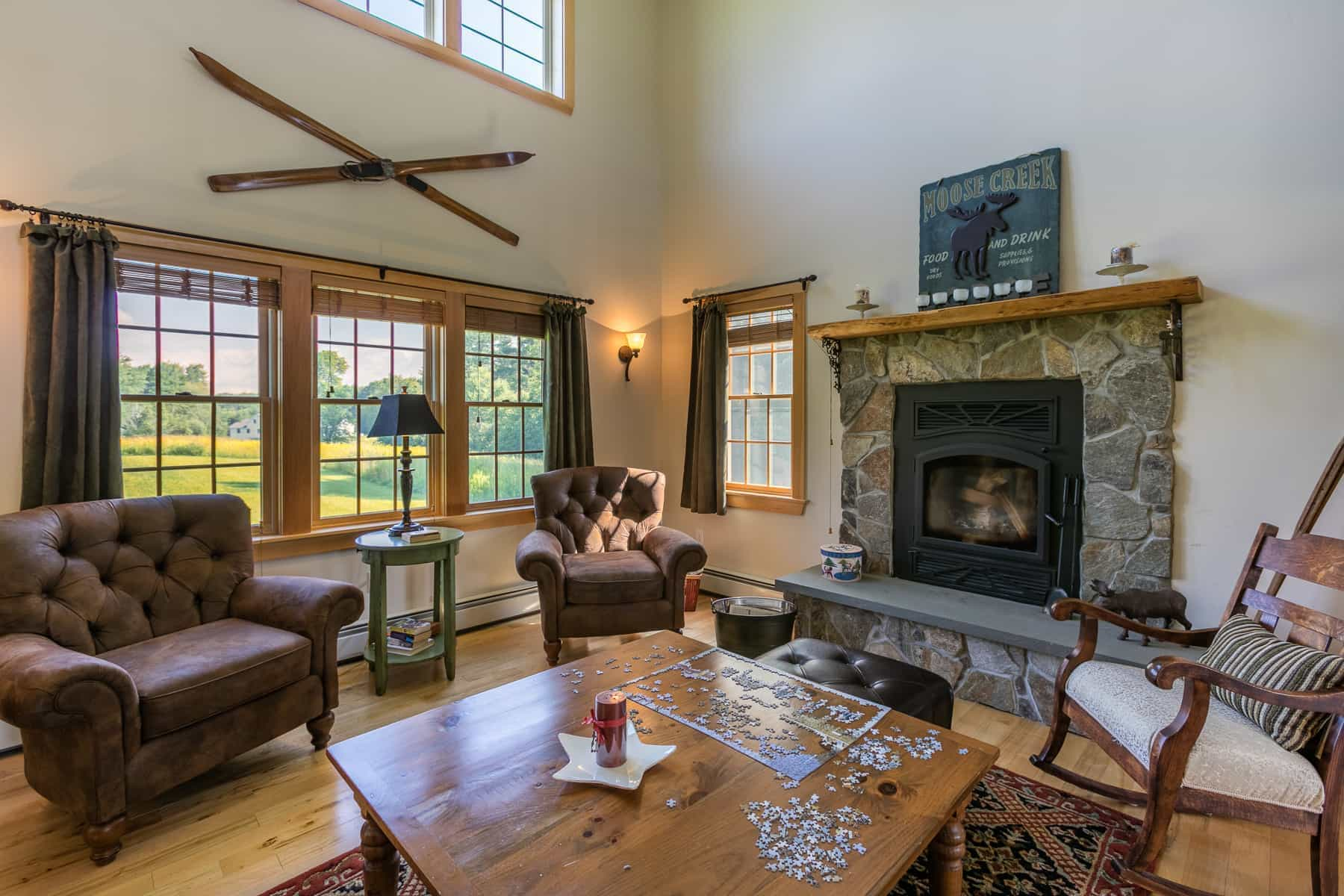 Windham Country Ski Home
