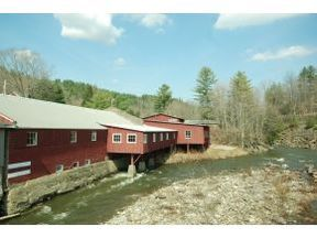 Historic Commercial Real Estate, Stowe Vermont
