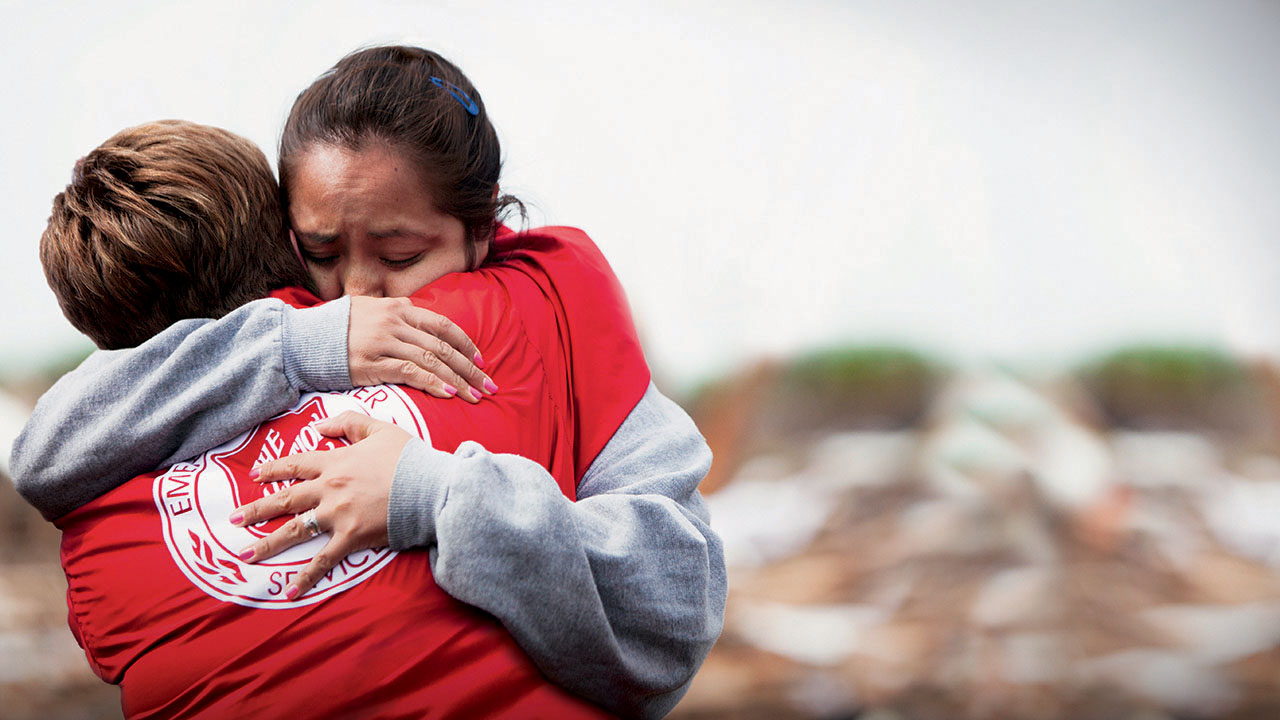 Disasters of Incredible Magnitude Call for People of Incredible Generosity Image