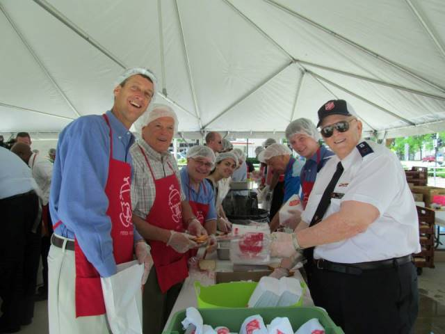Photo credit: The Salvation Army Milwaukee County