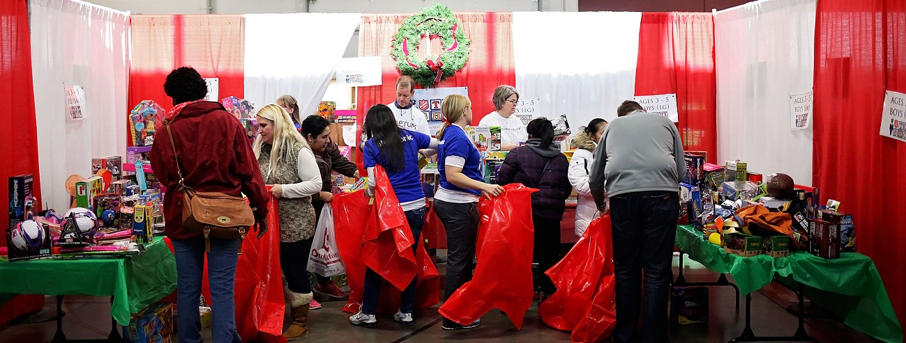 The Salvation Army Angel Tree Image