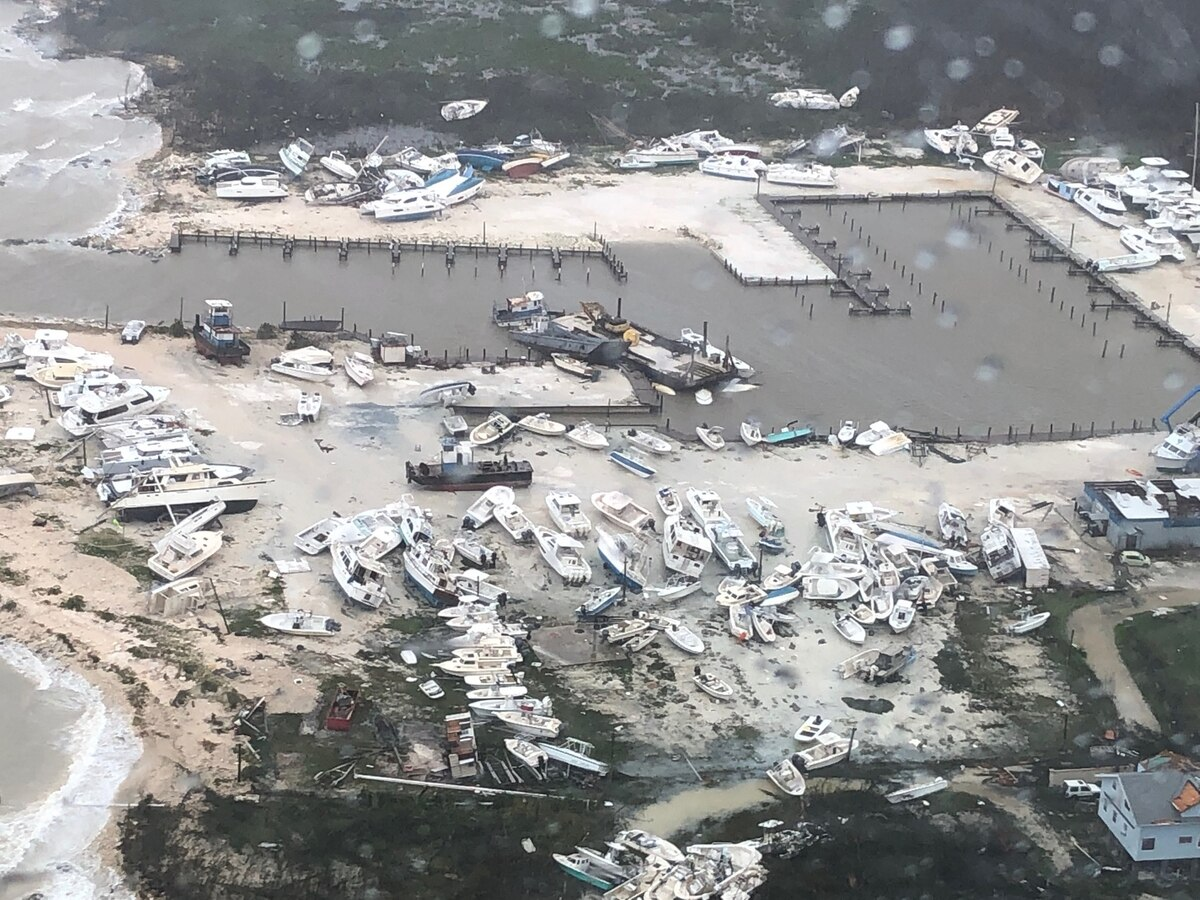 Hurricane Dorian Image