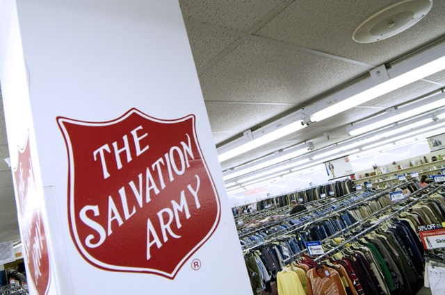 Image result for salvation army store