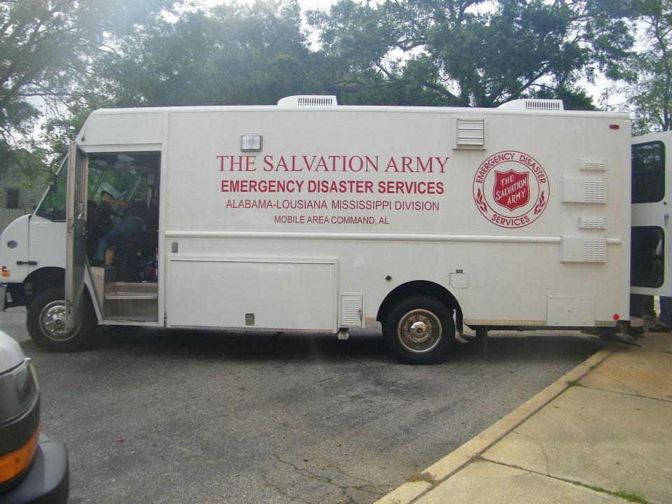 The Salvation Army USA Blog - SA Mobile Kitchens Deployed to New ...