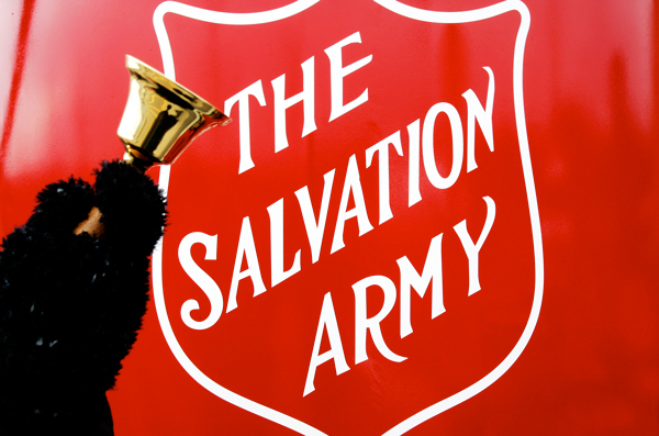 The Salvation Army raised nearly $150 million.