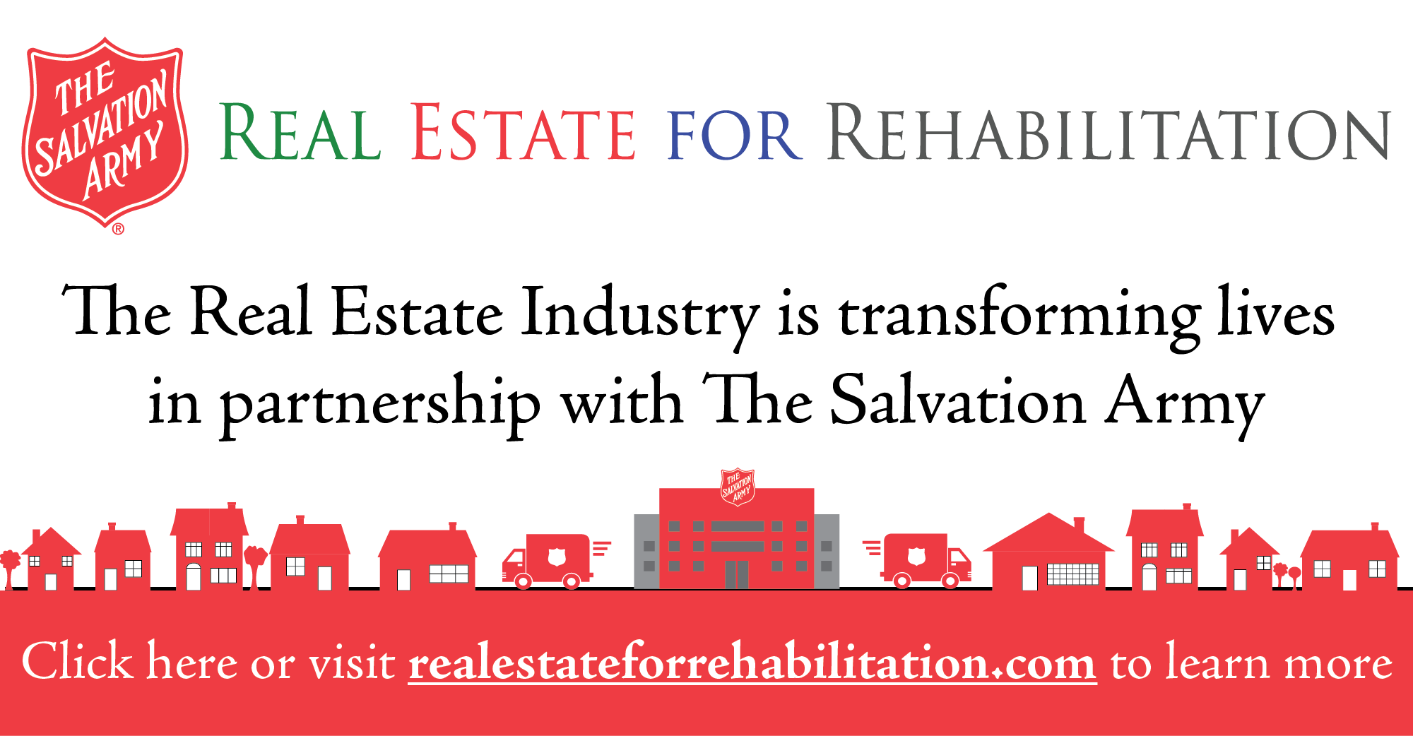 Real Estate for Rehabilitation Salvation Army
