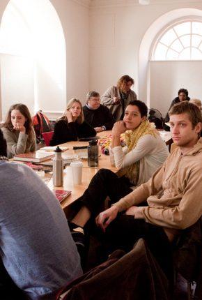 RISD Jim Drain class