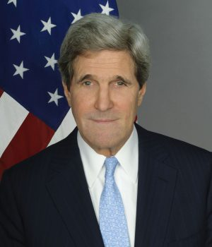 John Kerry Secretary of State portrait