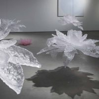 Sungmi Lee, Flower 4 U #2, 2010, Resin casting, Courtesy of the artist and Gana Art Gallery, Seoul, Korea