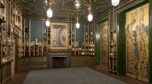 Freer Sackler Peacock Room