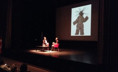 Nick Cave describes his Soundsuits at the National Gallery of Canada.