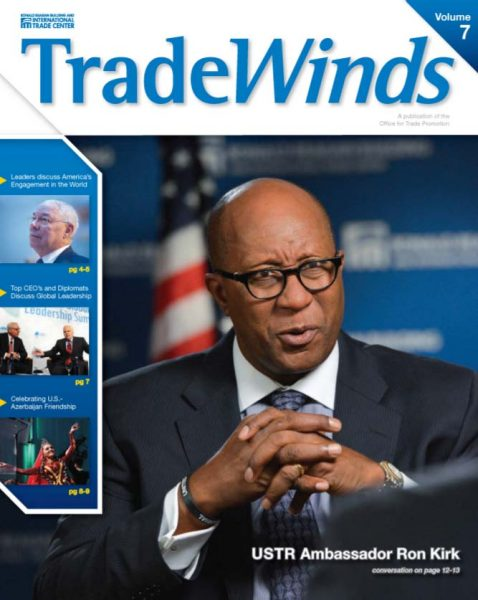 trade winds cover image