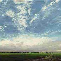 Keith Jacobshagen, Naming the Days, Overall: 30 × 80in. (76.2 × 203.2cm), Courtesy of the artist and Kiechel Fine Art, Lincoln, Nebraska