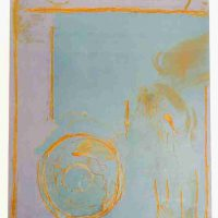 Helen Frankenthaler, Guadalupe [Edition AP 10/12], Overall: 69 x 45 in. (175.3 x 114.3 cm), Courtesy of Mixografia Workshop, Los Angeles