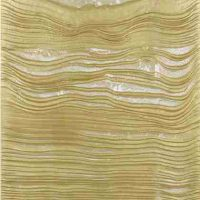 Thomas Fougeirol, Untitled, Oil and gold pigment on canvas, Overall: 40 × 30 in. (101.6 × 76.2 cm), Courtesy of albertz benda, New York