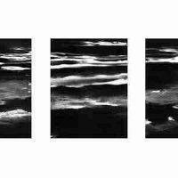John H. Brown Jr., The Sky Series (Alaska, I,II,III), 16 x 60 in.  (40.6 x 152.4 cm) total triptych 16 x 20 in.  (40.6 x 50.8 cm) each