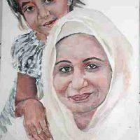 Carollyn James, Takoma Park, Maryland: A Portrait, Overall: 12 x 10 in. (35.6 x 27.9cm) each of 14, Courtesy of the artist, Takoma Park, Maryland