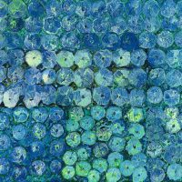 Hunt Slonem, Morning Glories, Overall: 84 x 108in. (213.4 x 274.3cm), Courtesy of the artist, New York, New York