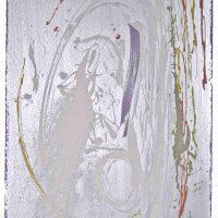 Dan Christensen, Untitled, Screenprint, Overall: 51 x 36 1/2 x 2 in. (129.5 x 92.7 x 5.1 cm), Collection of Art in Embassies, Washington, D.C.; Gift of Lincoln Center / Vera List Art Program