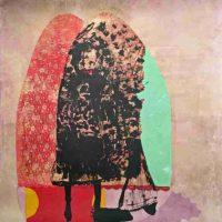 Virginia Chihota, ndichiri kutsvaga kukuziva (stillseeking to know you), Overall: 47 13/16 × 44 7/8 in. (121.5 × 114 cm), ART IN EMBASSIES, US DEPARTMENT OF STATE, PERMANENT COLLECTION
