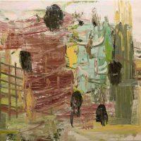 Deborah Dancy, Toxic, Overall: 64 × 70 × 2 in. (162.6 × 177.8 × 5.1 cm), ART IN EMBASSIES, US DEPARTMENT OF STATE, PERMANENT COLLECTION