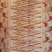 Taykeo Sayavongkhamdy, Untitled, vintage silk weaving