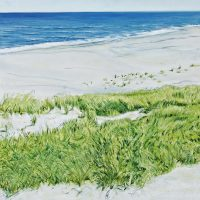 Anne T. Rich, Sea Bright, Oil on canvas, 30 x 24 in.  (76.2 x 61.0 cm), Courtesy of the artist, Baltimore, Maryland