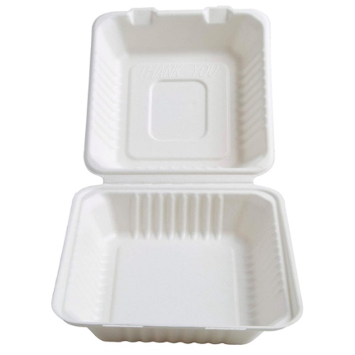Biodegradable Take Out Clamshells