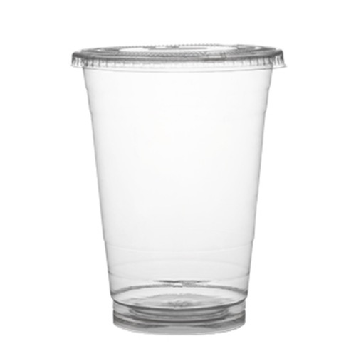 Fineline-Clear-Plastic-Straw-No-Slot-Lid-12-24-oz-3198FL-Cup