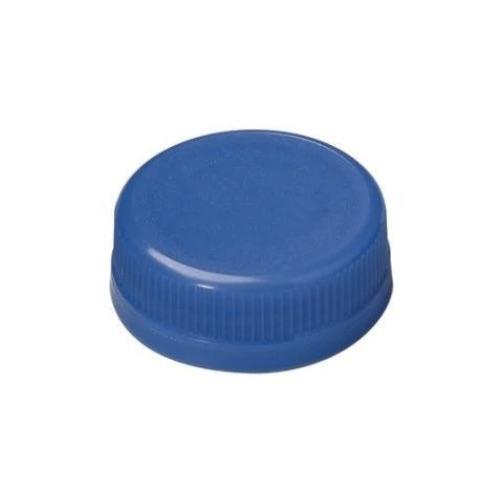 Cap-Tamper-Evident-Square-Juice-Bottle-16-oz-Blue