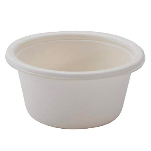 Conserveware Sugarcane Portion Cup - 2 oz - 42PC2