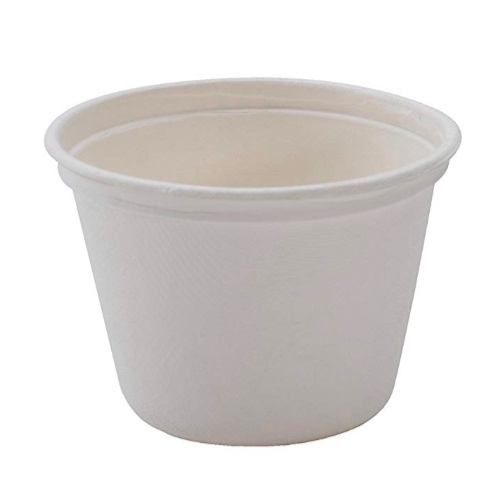 Conserveware Sugarcane Portion Cup - 5 oz - 42PC5