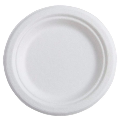Conserveware-Compostable-Sugarcane-Round-Plate-7-in-42RP07