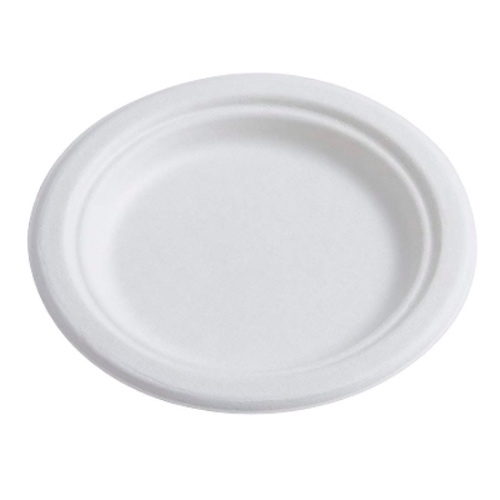 Conserveware-Compostable-Sugarcane-Round-Plate-9-in-42RP09